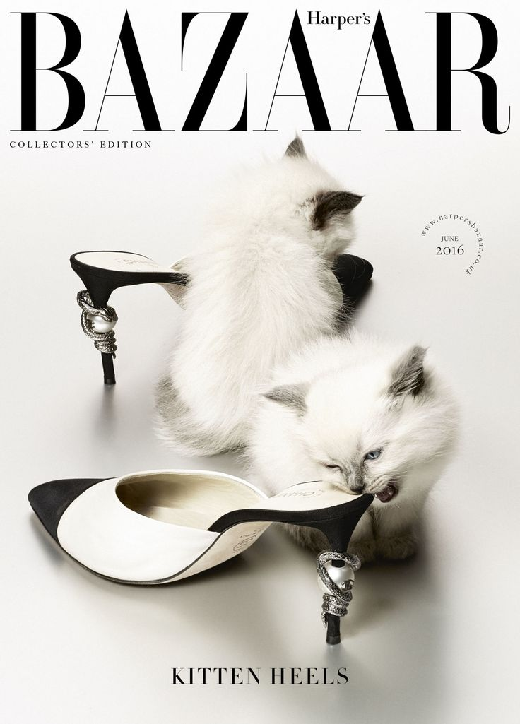 Limited-edition June cover available exclusively online  - HarpersBAZAAR.co.uk
