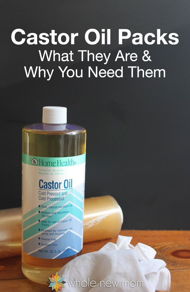 What Are Castor Oil Packs And Why You Need Them