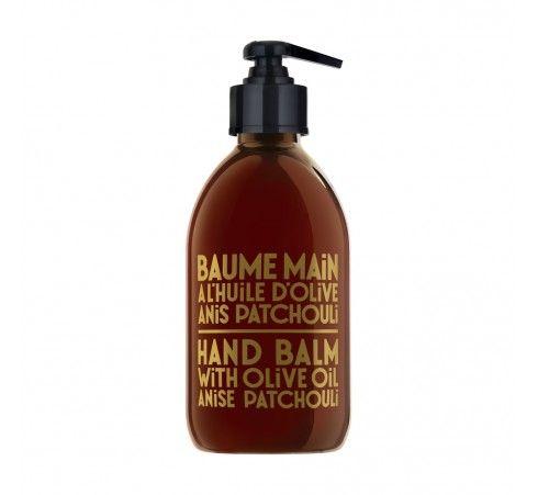 Baume main à l'huile d'olive 300ml Anis Patchouli