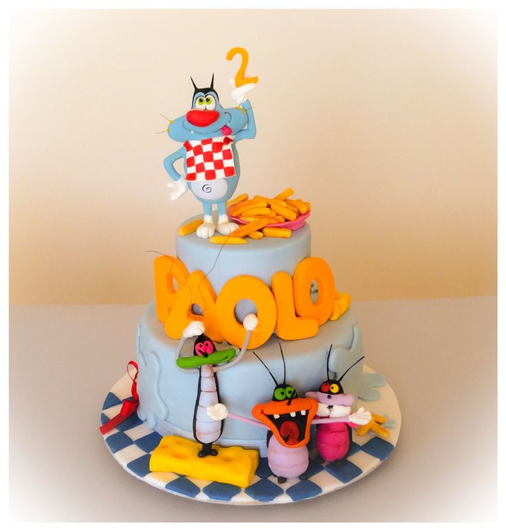 My Oggy Cakes