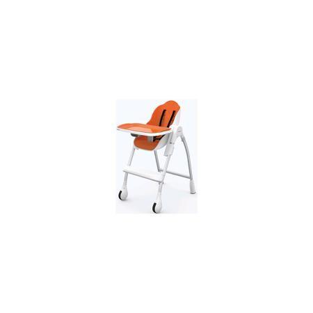 Oribel Cтульчик для кормления COCOON, Oribel, Orange  — 19550р.  Cтульчик для кормления COCOON, Oribel, Orange  Характеристики:   • Цвет: оранжевый • Возраст: от 6 месяцев до 3 лет • 3 положения наклона • В наборе: поднос, подстаканник  Стул-колыбель два в одном на колесиках. Благодаря 3 режимам наклона спинки стульчик можно использовать как колыбель для малыша. Подстаканник и поднос легко устанавливаются и снимаются. Стульчик можно регулировать по высоте. Для безопасности малыша…