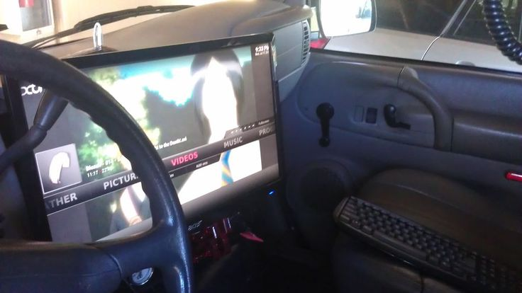 Raspberry Pi Touch Screen Car Computer | Cars, Computers