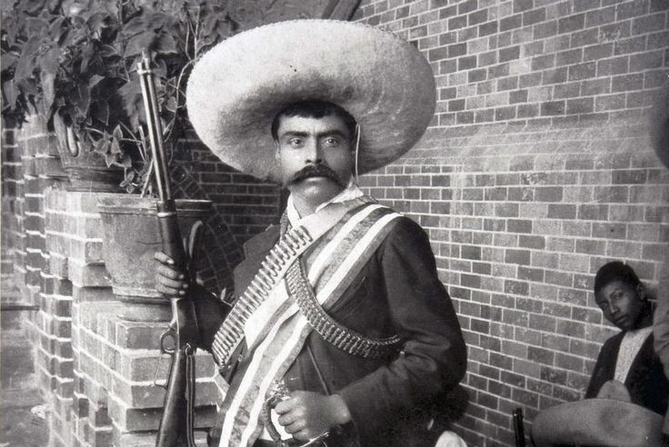 Te presentamos la carta que Emiliano Zapata envió a Woodrow Wilson para hablar de la revolución agraria que encabezó en México