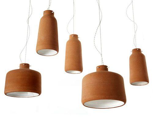 63 best Ceramic Lighting Design images on Pinterest