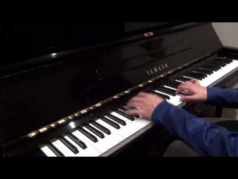 ▶ Imagine Dragons - Radioactive (piano cover) - YouTube