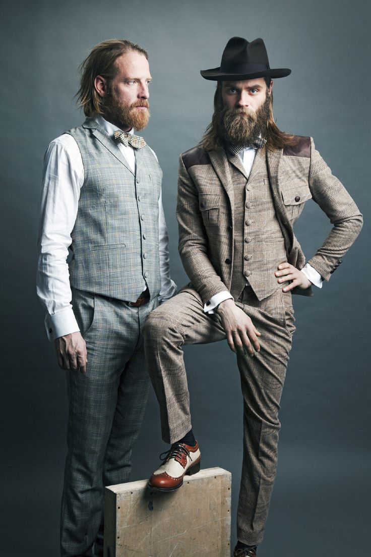 fashion beards