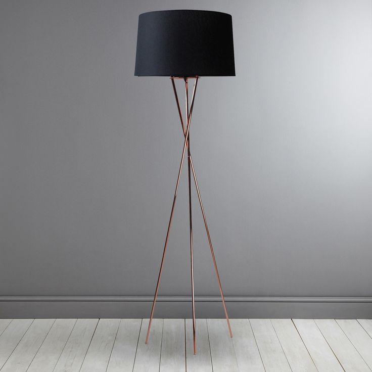 Albert tripod floor lamp dunelm