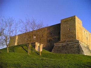 Castel Lago Pesole, hunting residence of Federico II