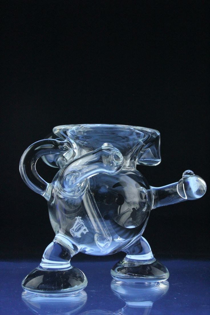 Silika Glass Quot Oh Yeah Quot Koolaid Man Rig Dab Rigs And