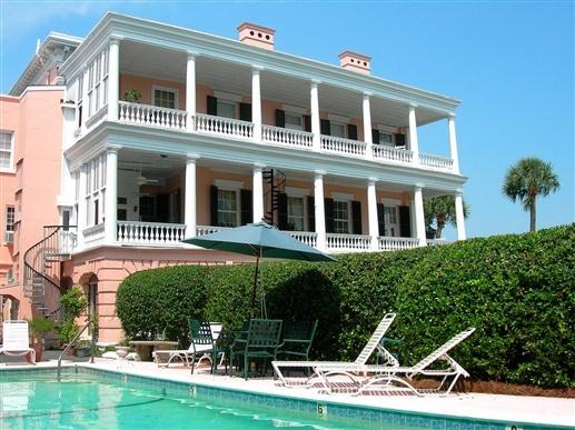 The Palmer Home - Charleston, South Carolina.