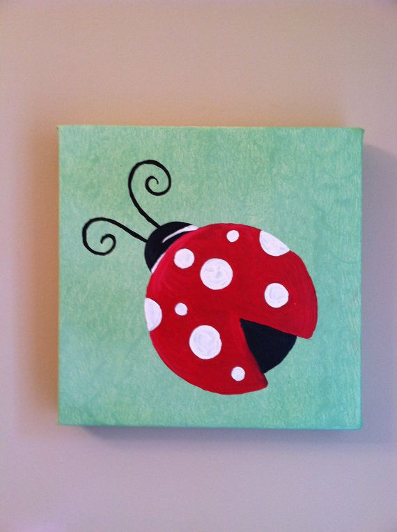 ladybug love!                                                                                                                                                     Más