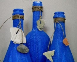 How to Decorate a Wine Bottle