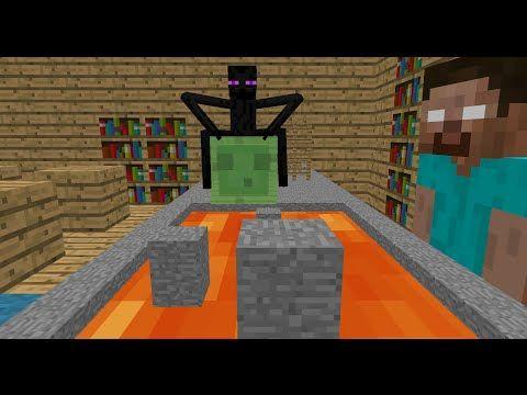 Monster School: Brewing - Minecraft Animation - YouTube