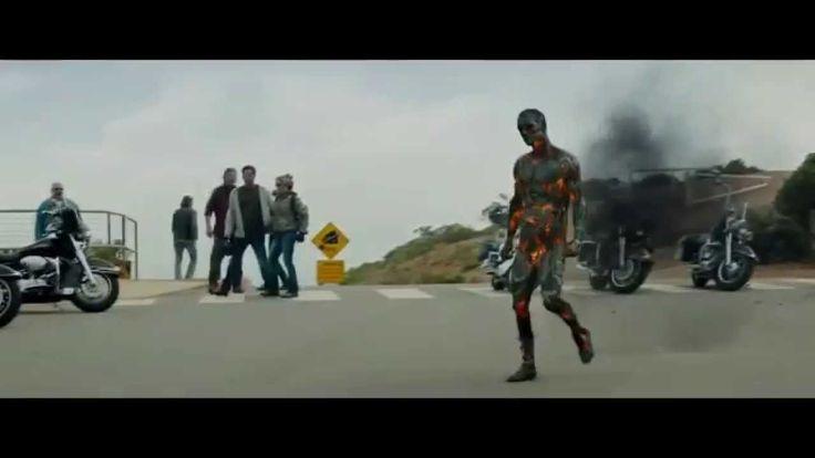 Terminator- Génesis (2015) Tráiler  Oficial Español Latino - Arnold Schw...