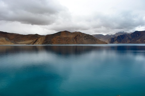 Pangong Lake, Leh, Ladakh, India