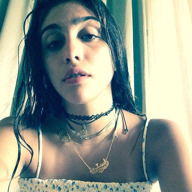 Meet Lourdes Leon! Madonna's Daughter Makes Her Debut in Stella McCartney's Pop Campaign