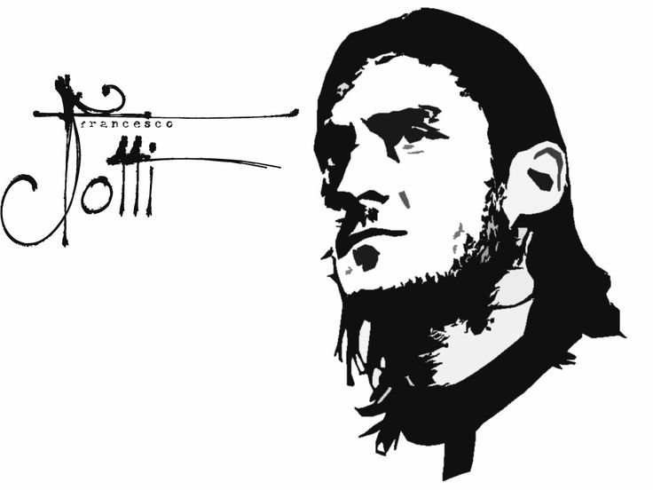 totti art - Google Search