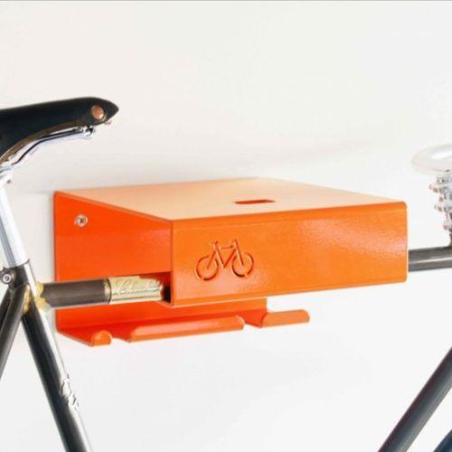 soporte de pared para bicicleta quobike toolstand