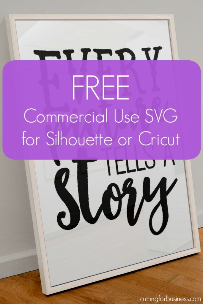 Free Commercial Use SVG for Silhouette Cameo, Curio, Mint, Cricut Explore. By cuttingforbusiness.com.