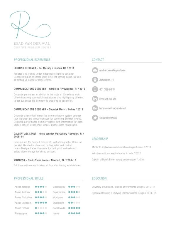24 best Resumes❇ images on Pinterest Resume, Resume outline and - outline for a resume