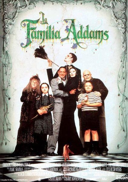 La Familia Addams | 1991 | BR1080 DTS ES.EN AC3 ES.EN SUBS ES.EN | VS | Comedia