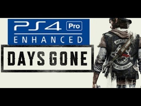 Days Gone Is Powered By Impressive Unreal Engine 4 Technology In Dynamic 4K