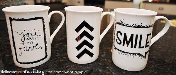 Sharpie Mug remove