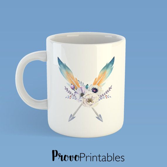 WHAT YOU GET- You will receive an 11 ounce ceramic mug with the design printed on side shown in pictures. You may chose in the options if you would like the handle of the coffee mug to be to the left or right hand side of the mug. -HIGH QUALITY DISHWASHER/MICROWAVE SAFE- This mug is printed and the ink is heat pressed into the ceramic (NOT made using vinyl or cheap ink jet transfers)  My mugs are high quality and dishwasher and microwave safe because I use the gold standard in mug making...