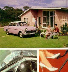 Australia - EK Holden with 3 speed Hydra-Matic 1963