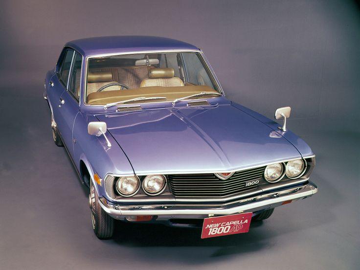 Mazda Capella Rotary Coupe '05.1970–71