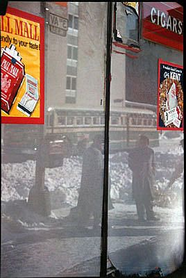 Saul Leiter Post-War Color