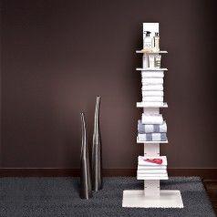 libreria-in-metallo-witty-h23606