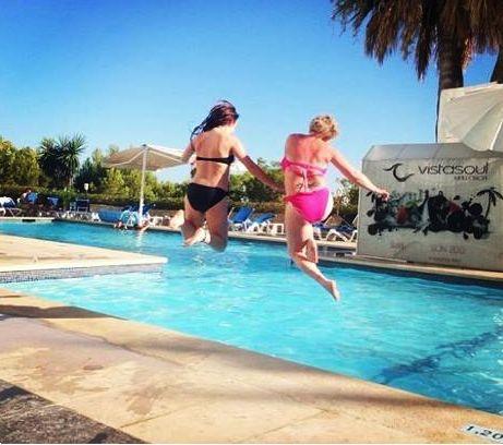 #pool #fun #party #vistasoul #vistasol #magaluf #mallorca