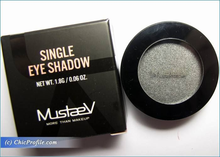 MustaeV Stone Eyeshadow Review, Swatches, Photos