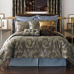 Mirage Comforter Set Candice Olson Bedding Styles Shop now for prices reduced by 25-50% off #candiceolson #bedding #beddingstyles #home #homedecor #sale #comforter #comfortersets #duvets
