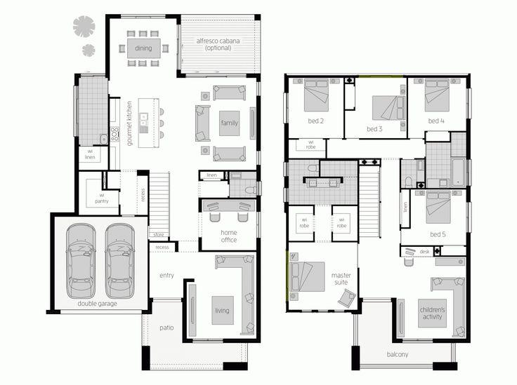 Floor plan LHS