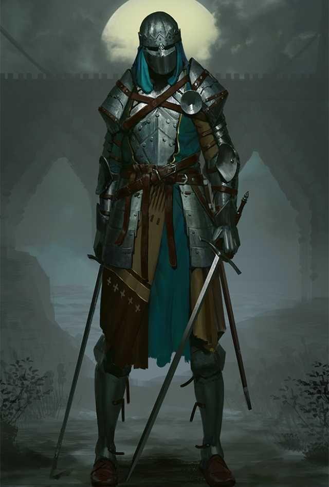 Pathfinder: Kingmaker - assorted portraits | Character art ...