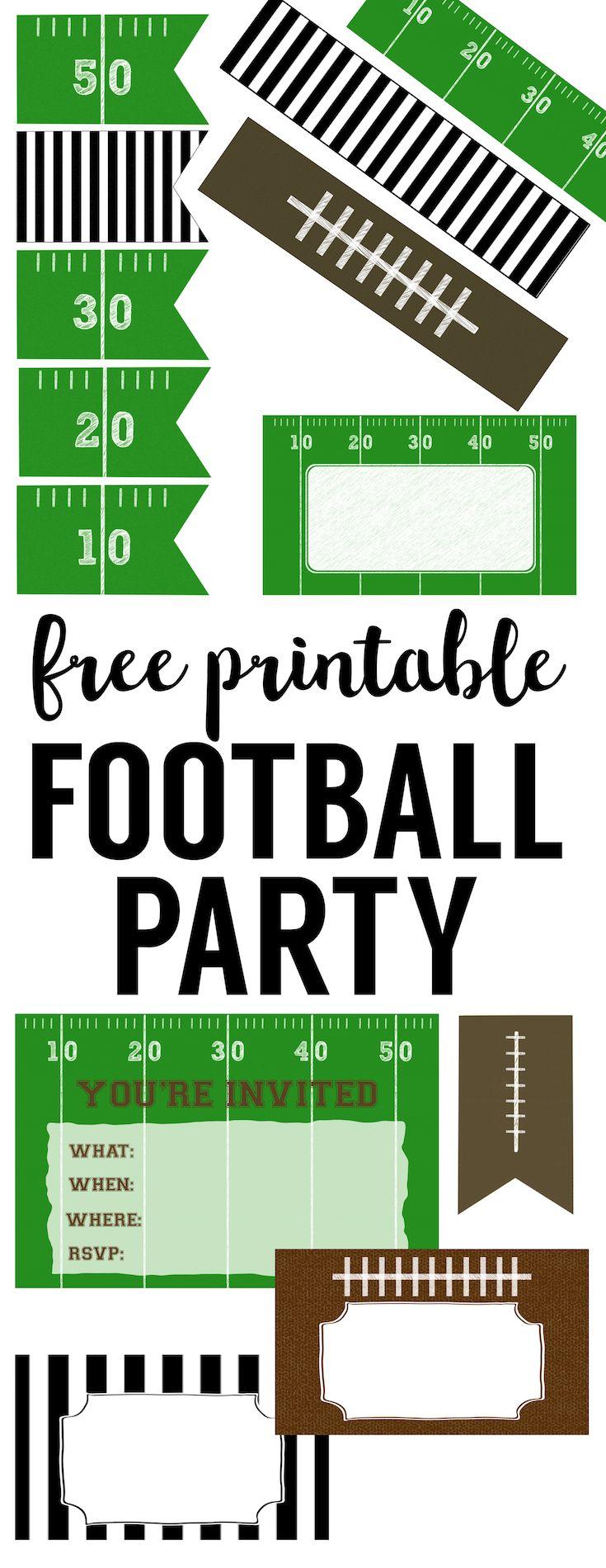 Super Bowl Party Decorations Uk Best 25 Football Party Decorations Ideas On Pinterest  Super