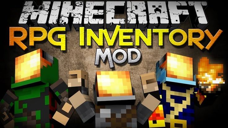 The RPG Inventory and ClassArmor Mod 1.11.2/1.10.2will focus on opening several new equipment slots for your character as well as being a basis of other expansion of the mods in Minecraft.  With the role of one...