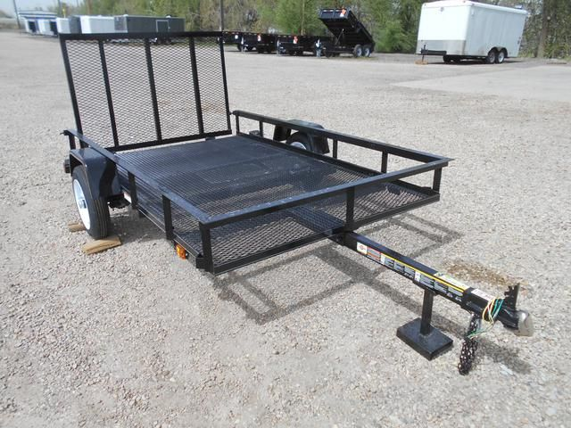 5 X 8 Utility Trailer sale prices