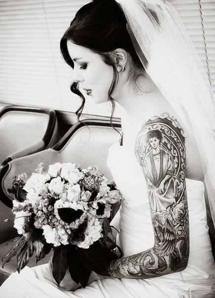 татуированные невесты - Поиск в Google
