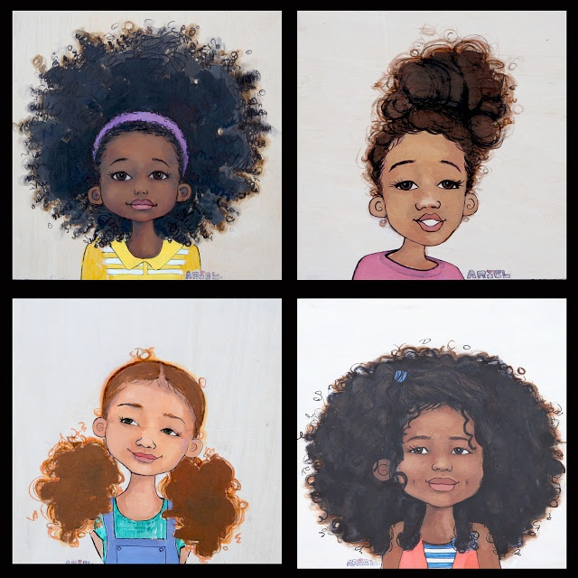 All hair is gorgeous. Kinky, wavy, curly, or just plain ole I have no clue what it is, is absolutely gorgeous!