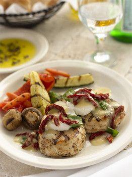 Carrabba's Italian Grill Recipe for Chicken Bryan