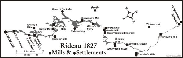 History of the Rideau Canal