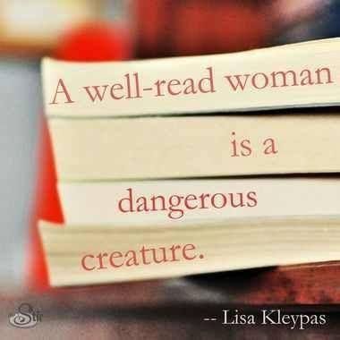 Be Dangerous.