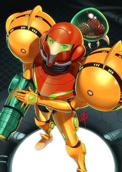 Samus and unknown planet 6 dlc