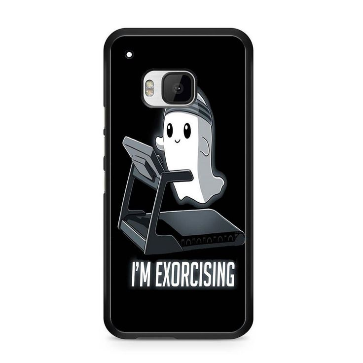 I Am Exorcising Ghost Doodle For HTC ONE M9