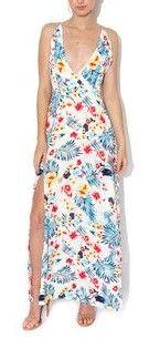 Hawaii Print Maxi Dress  $59  size sml  (rrp159)
