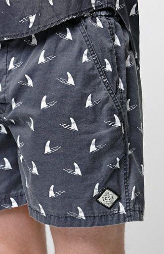 Shark Fin Boardshorts