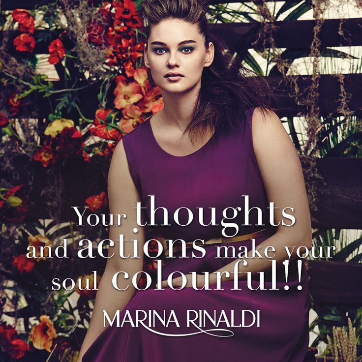 Your thoughts and actions make your soul colourful!